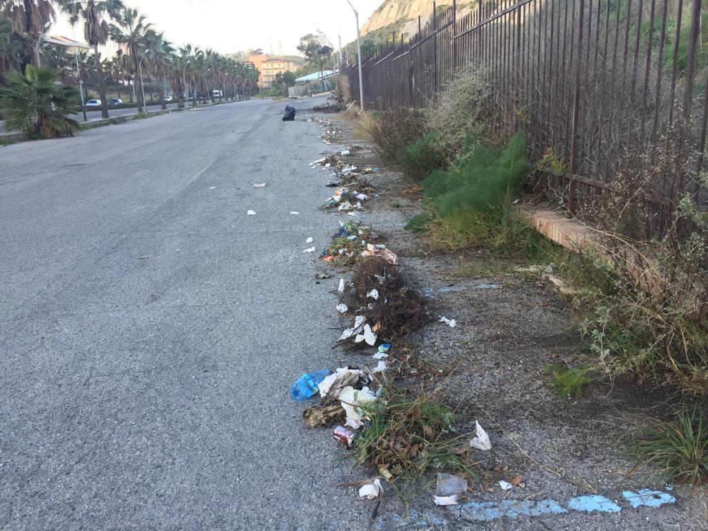 zona 8-strada-via Falcone-prima